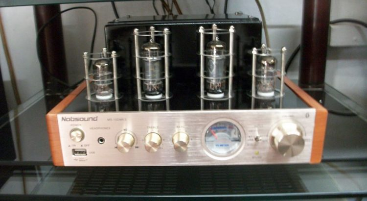 Tube headphone amp