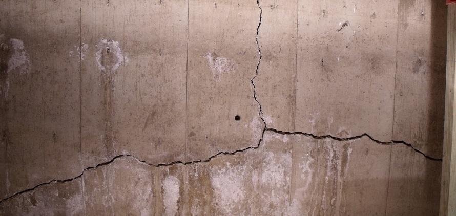 repair bowed basement walls